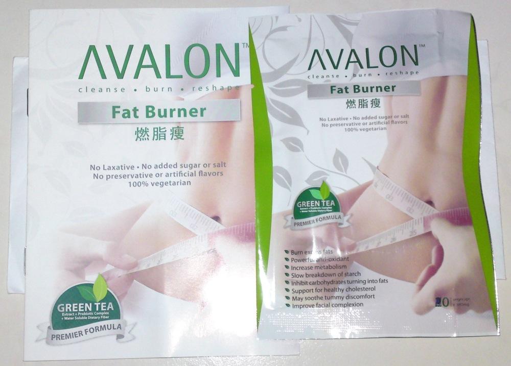 Avalon Fat Burner Green Tea (2/2)